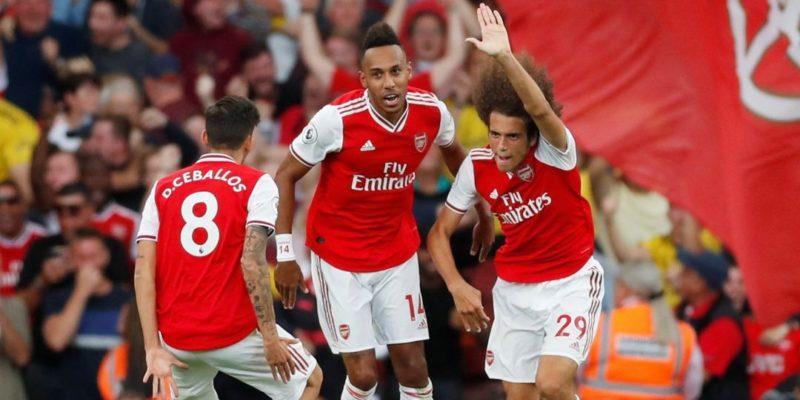 Спорт: Английская Премьер-лига: Арсенал спас ничью влондонском дерби