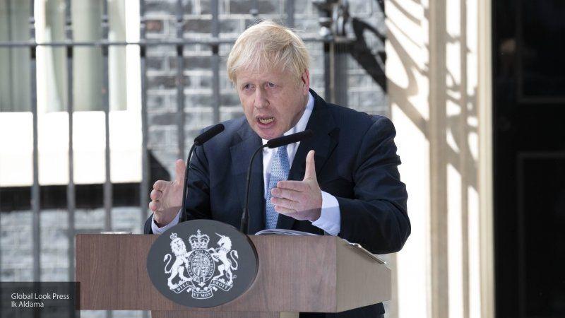 Протесты против приостановки работы парламента прошли в городах Британии