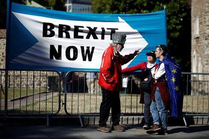 Без рубрики: Ссора сЕвропой обойдется Великобритании вдесятки миллиардов долларов