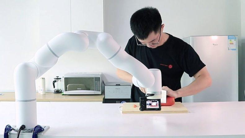 Без рубрики: Робот-рука xArm становится все более развитой