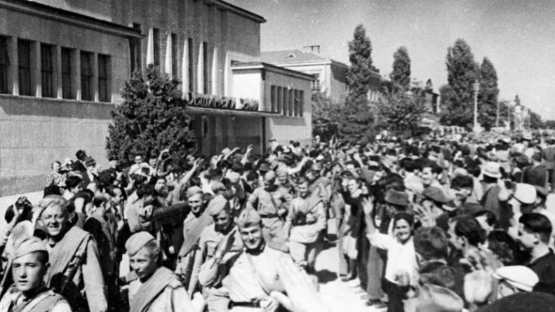 Общество: Экс-министр Болгарии осудил позицию МИД о роли СССР во Второй мировой