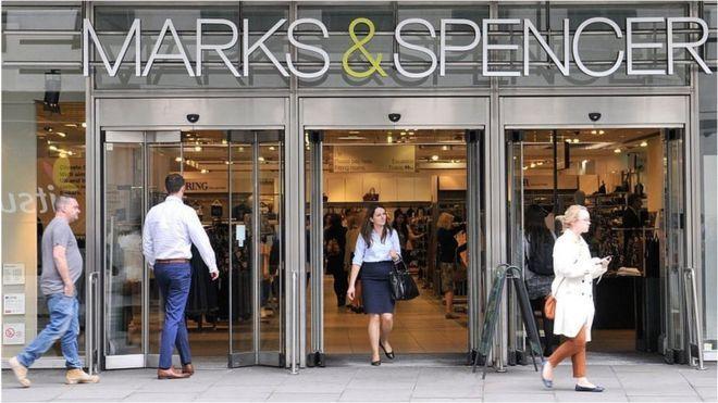 Общество: Акции Marks & Spencer впервые исключены из биржевого индекса FTSE100