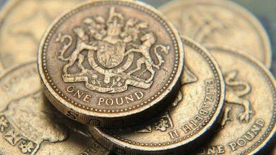 Общество: Британский фунт оказался более волатильным, чем биткоин