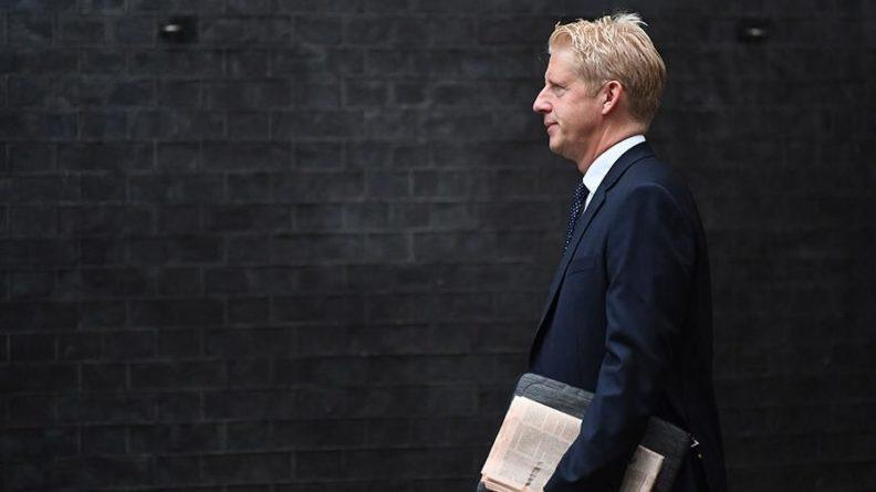 Общество: Брат Бориса Джонсона покинет правительство из-за Brexit