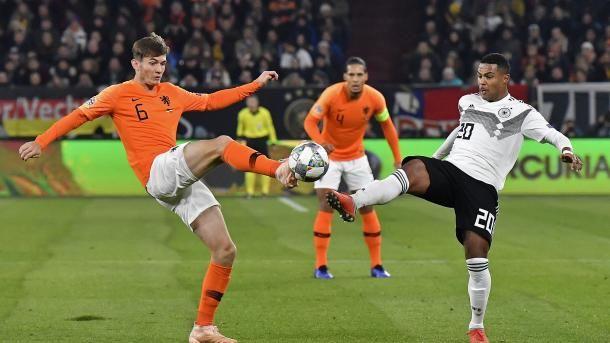 Общество: Евро-2020: где смотреть игру Германия - Нидерланды и другие матчи пятницы
