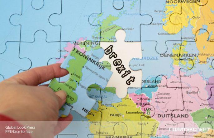 Общество: Политолог дал свою оценку выходу Великобритании из Евросоюза