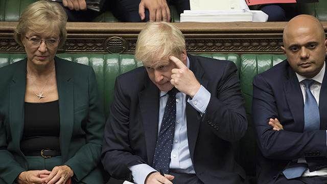 """Общество: Джонсон обещал """"умереть в канаве"""" вместо переговоров по Brexit"""