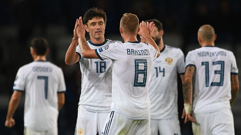 «Радоваться мы будем только тогда, когда выйдем на Евро»: что говорили после победы России над Шотландией