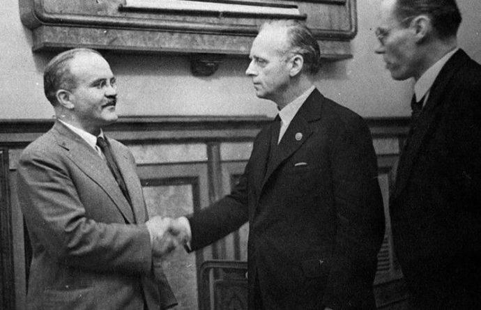 Общество: Геополитическая обстановка накануне Второй мировой войны: часть 2