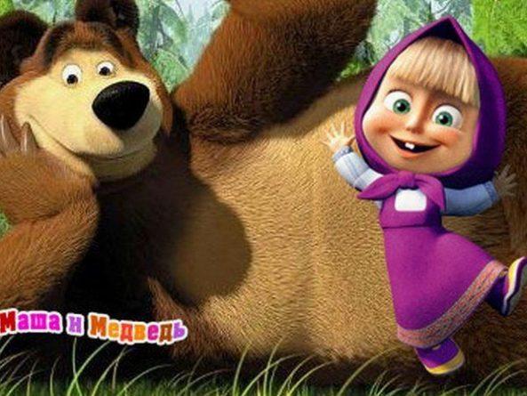 Общество: Мультфильм «Маша и Медведь» покажут в британских кинотеатрах
