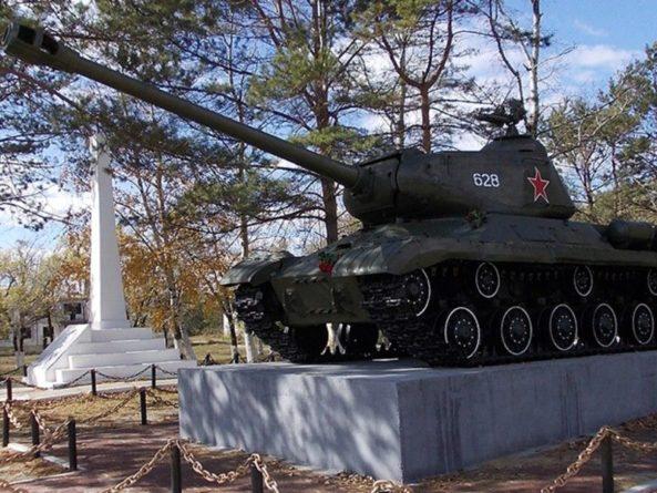 Общество: В Германии назвали советский ИС-2 нагоняющим ужас танком