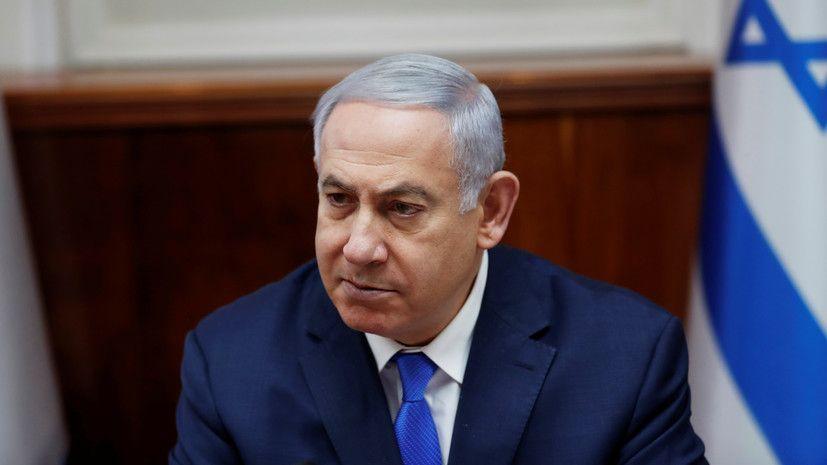 Нетаньяху назвал британского премьера Борисом Ельциным