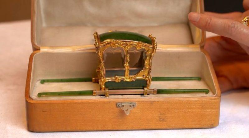Общество: В Великобритании с молотка уйдёт одно из редчайших изделий «Фаберже»