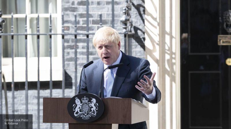 Британская Палата общин отклонила предложение Джонсона провести досрочные выборы