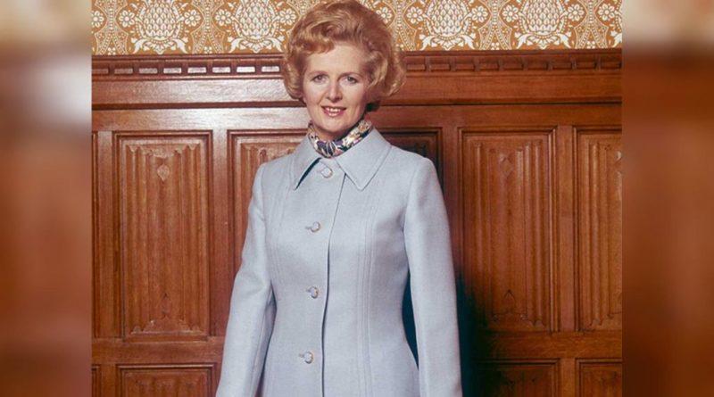 Знаменитости: Диета Маргарет Тэтчер: стало известно, как худела Железная Леди