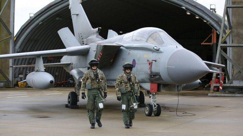 Общество: «Бряцают оружием в информационном пространстве»: с чем связан дефицит лётчиков в ВВС Великобритании