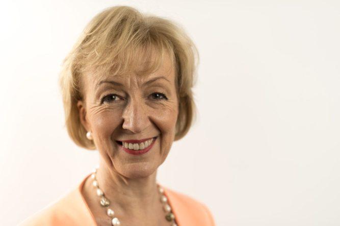 Общество: Андреа Лидсом заявила, что правда о «Брекзите» без сделки может напугать людей
