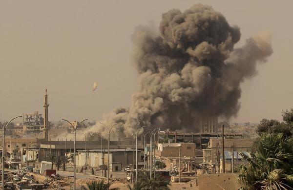 Общество: ВООН предположили совершение США иРоссией «военных преступлений» вСирии