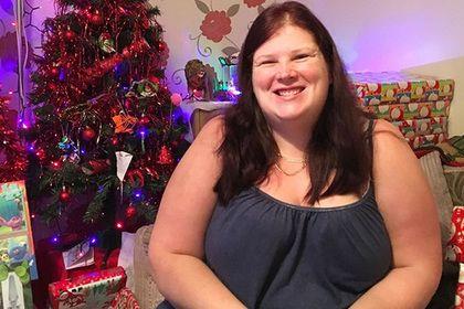 Общество: Женщина похудела на63килограмма ради детей