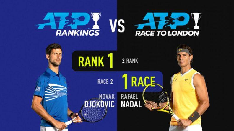Общество: Испанский теннисист Рафаэль Надаль лидирует в чемпионской гонке ATP с большим отрывом