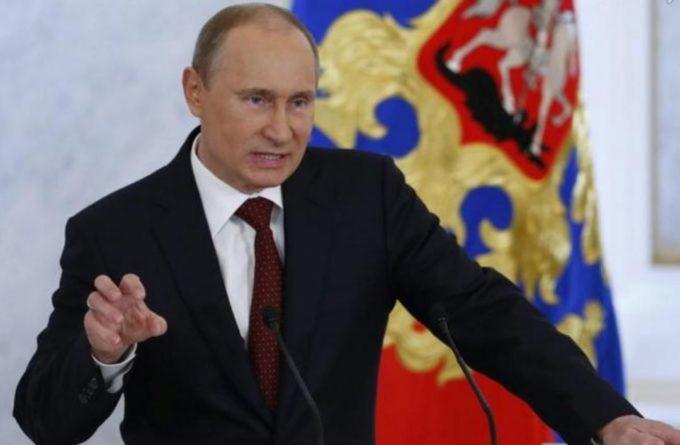 Общество: У Путина заговорили об уничтожении украинцев: «трупы в реках»
