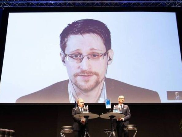 Общество: Сноуден заговорил о возвращении в США