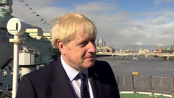 Общество: Борис Джонсон отрицает введение королевы в заблуждение относительно целей пророгации парламента