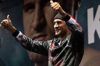 Общество: Боксер Ковалев договорился счемпионом мира Альваресом обое