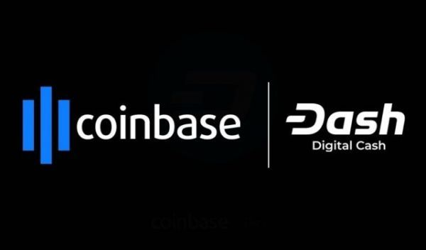 Общество: Dash добавят на криптовалютную биржу Coinbase Pro. Курс монеты идет вверх
