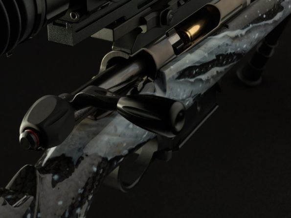 """Общество: Оружие чемпиона: российские разработчики представили винтовку """"Фантом"""""""