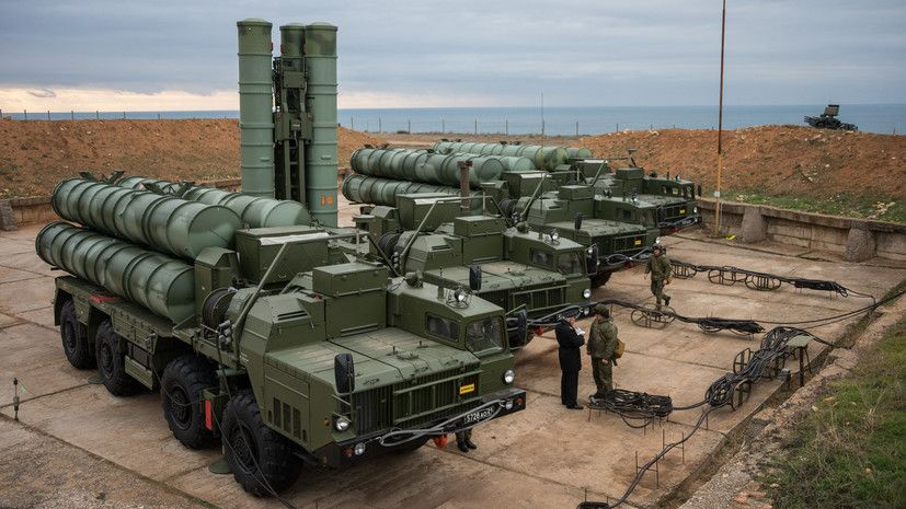 В британских ВВС назвали самое опасное оружие России