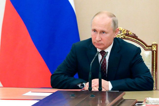 Общество: Украина для Путина — разменная карта - Белковский