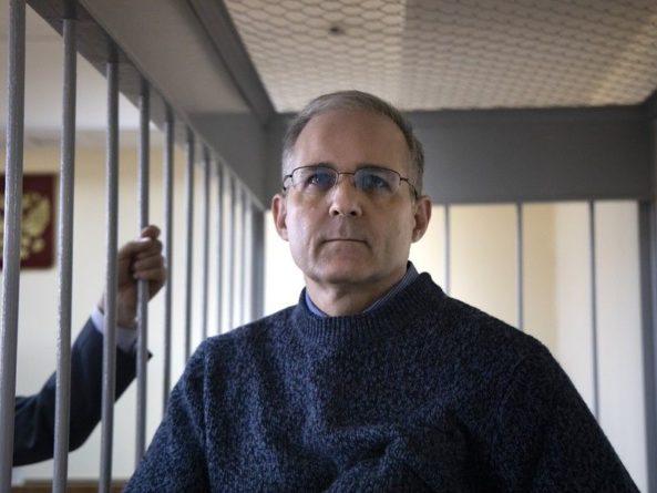 Общество: Посольство США призвало РФ отпустить Уилана за отсутствием доказательств