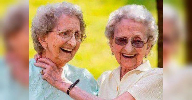 Общество: «Море пива и никакого секса»: 95-летние близняшки Британии раскрыли секрет долголетия