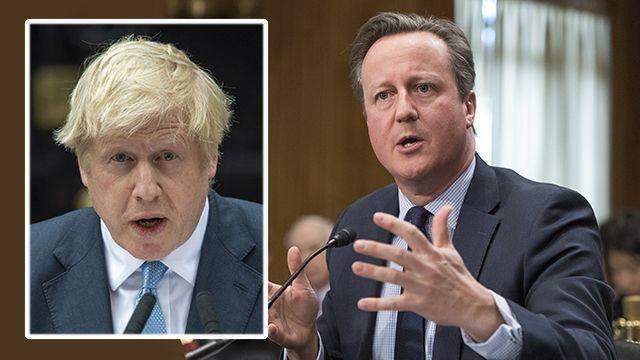 Политика: Кеэмерон назвал Бориса Джонсона лжецом и карьеристом