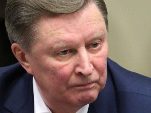 Общество: Иванов отказался считать оккупацией нахождение Прибалтики в составе СССР