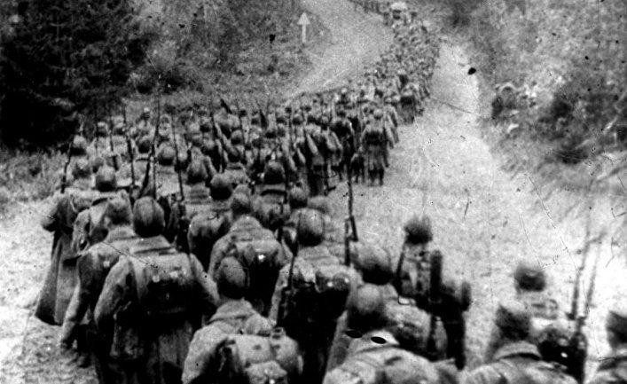Общество: The Telegraph (Великобритания): спустя 80 лет после советского вторжения в Польшу западные левые продолжают оправдывать Россию
