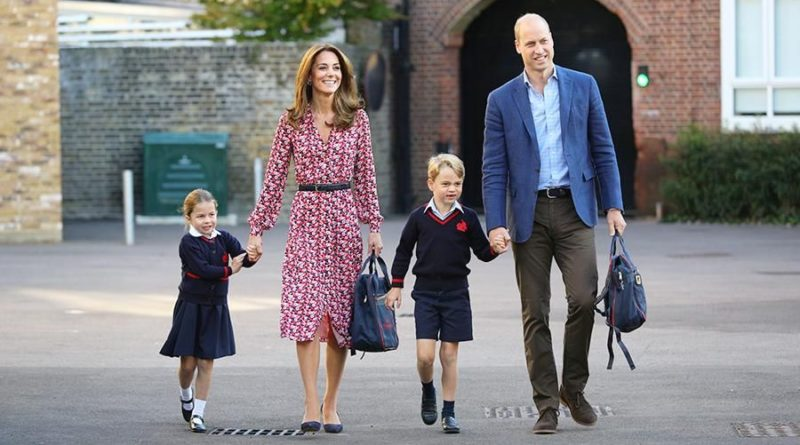 Знаменитости: Дочь Кейт Миддлтон проговорилась друзьям о беременности матери