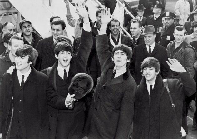 Общество: Фотограф The Beatles Гарри Бенсон представит свои работы в Москве