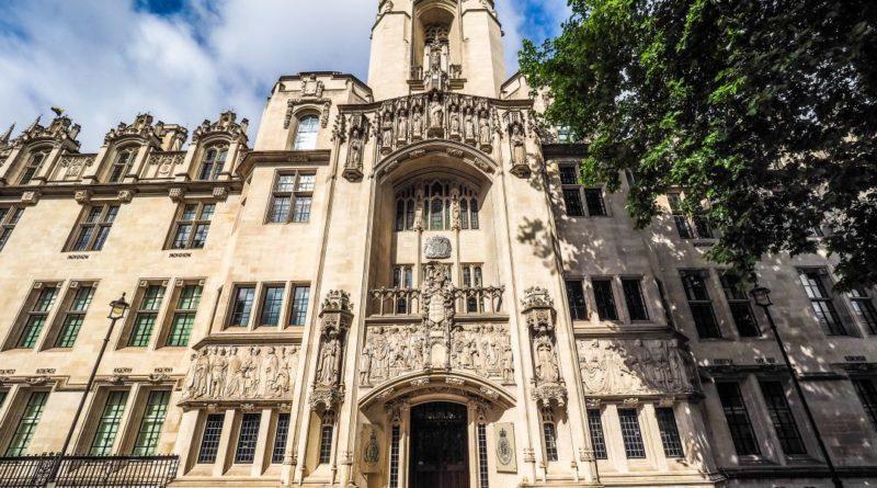 Политика: Верховный суд Великобритании примет решение о законности роспуска парламента