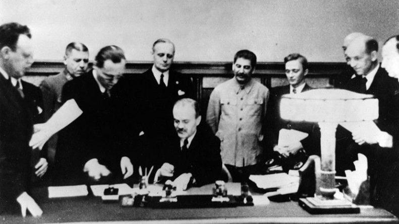 Общество: «Ориентация на пересмотр итогов войны»: как Европарламент объявил пакт Молотова — Риббентропа причиной Второй мировой