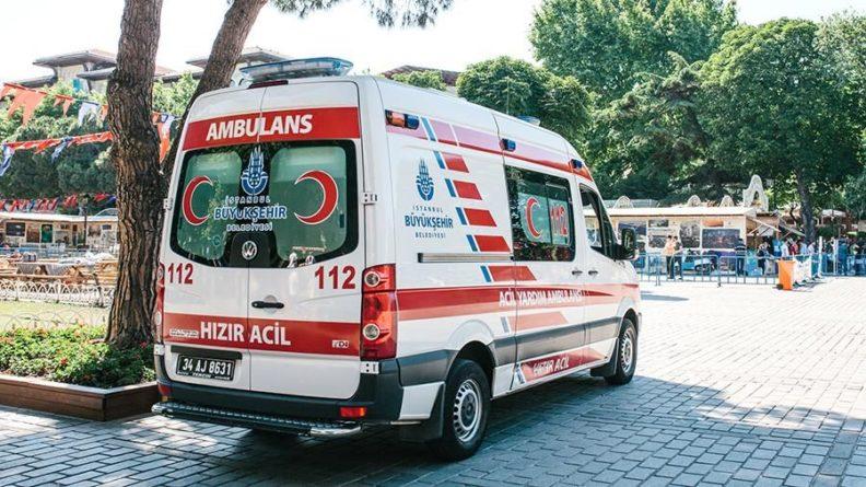 Общество: Названы наиболее частые причины смерти российских туристов в Турции