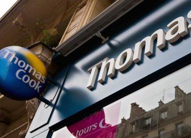 Общество: В Британии разорился туристический гигант Thomas Cook