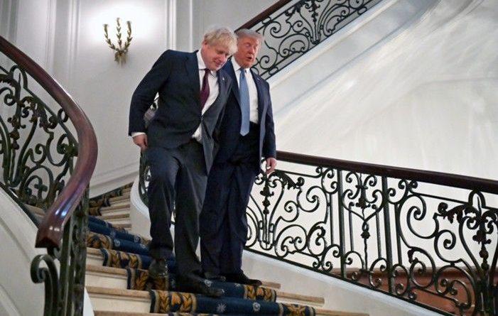 Политика: Лондон и Вашингтон могут заключить торговое соглашение уже в 2020 году