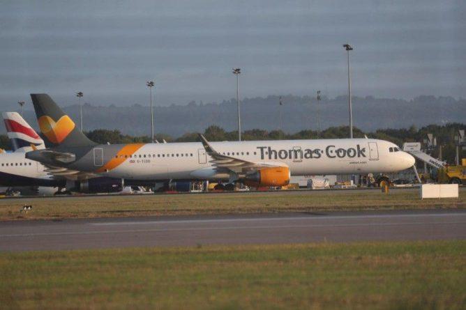Общество: Туроператор Thomas Cook объявил о ликвидации
