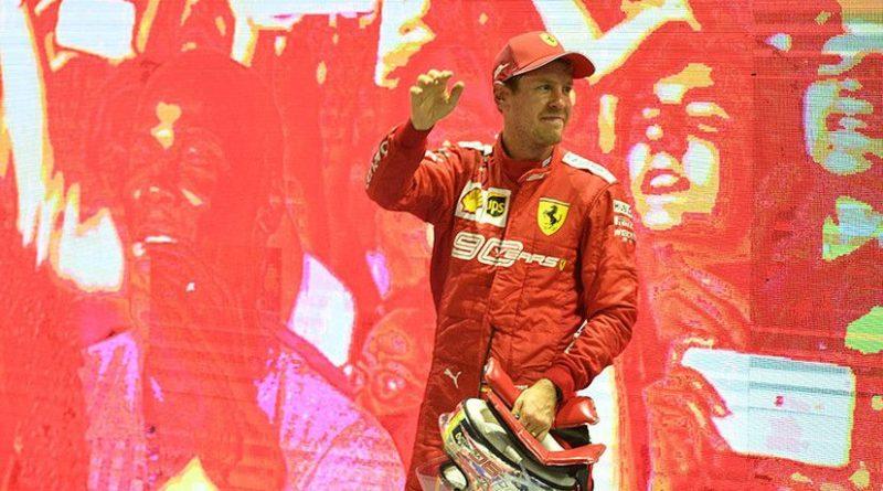 Общество: Дебютная победа Феттеля, восхождение Леклера и авария Квята: как завершился Гран-при Сингапура в «Формуле-1»