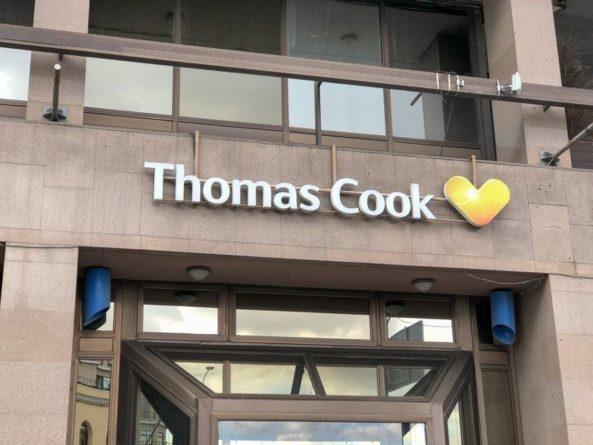 Общество: В посольстве РФ вспомнили строки Маршака к банкротству Thomas Cook