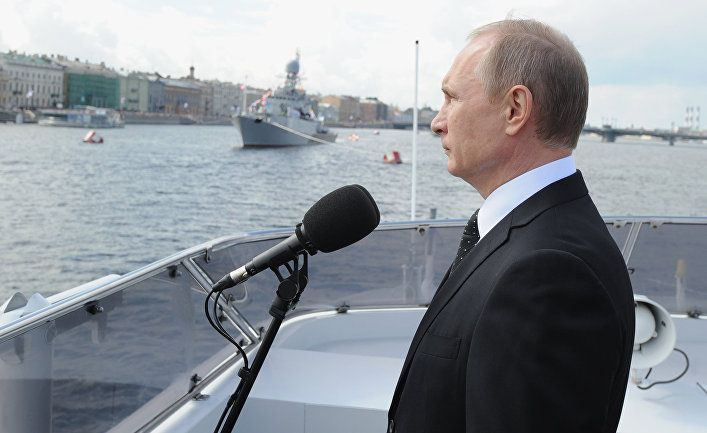 Общество: The National Interest (США): ключ к пониманию Владимира Путина