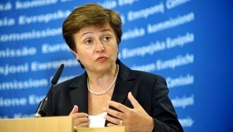 Общество: Новым главой МВФ стала болгарка Кристалина Георгиева