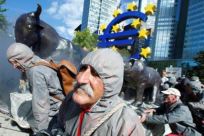 Общество: В Европе признали бессилие перед кризисом